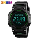 Harga Skmei Jam Tangan Digital Dg1248 Black Green Satu Set