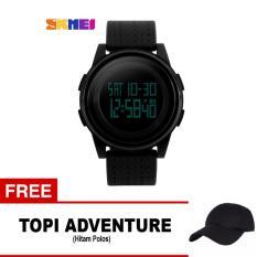 Toko Skmei Jam Tangan Digital Pria Dg1206 Black Free 1X Topi Adventure Skmei Di Jawa Timur