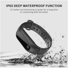 Beli Skmei Jam Tangan Led Gelang Fitness Tracker B15P Black Free 1X Topi Adventure Skmei Dengan Harga Terjangkau
