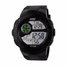 Perbandingan Harga Skmei Jam Tangan Pria S Shock Sport Watch Water Resistant 50M 1027 Black Skmei Di Jawa Barat