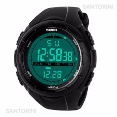 Toko Skmei Jam Tangan Pria Wanita Sports Fashion Military Digital Men Women Wrist Watch Black Terdekat