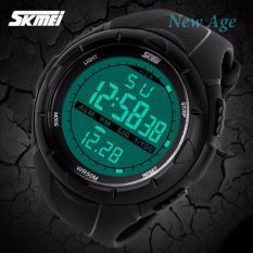 Spesifikasi Skmei Jam Tangan Sport Digital Led Dg1025 Water Resistant Dan Harga