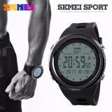 Harga Skmei Jam Tangan Sport Digital Pria Dg1246 Black Termahal