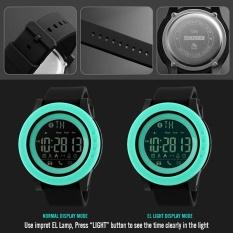 Toko Skmei Laki Laki Olahraga Smart Watch Panggilan Pengingat Kalori Pedometer Watches Chrono Bluetooth Led Digital Tahan Air Jam Tangan 1255 Intl Terlengkap
