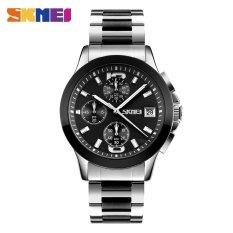 Toko Skmei Man Business Watches Men Quartz Casual Waterproof Watches 9126 Intl Terlengkap Tiongkok