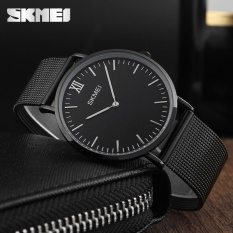 Jual Skmei Men Luxury Quartz Watch Jam Tangan Es Fashion Casual Ultra Thin Brand Wristwatch Jam Tangan Es 30M Waterproof Meal Watch Jam Tangan Feminino 1181 Intl Antik
