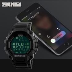 Harga Laki Laki Smart Watches Pedometer Tahan Air Digital Jam Tangan Pria Remote Kamera Panggilan Pengingat Smartwatch Relogio Masculino Intl