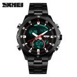 Beli Skmei Men Sport Analog Led Watch Water Resistant 50M Ad1146 Black Black Online Terpercaya