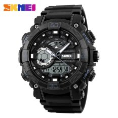 Harga Skmei Pria Jam Tangan Olahaga 50 M Tahan Air Jam Tangan Fashion Dial Outdoor Elektronik Quartz Digital Watch 1228 Grey Intl Skmei Terbaik