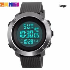 Skmei Men's Fashion Sport Watches Pria Digital LED Elektronik Jam Man Militer Tahan Air Beberapa Watch-Intl