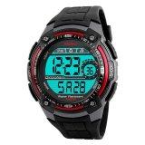 Dimana Beli Merek Tonton 1203 Pria Olahraga Tahan Air Mode Chronograph Militer Outdoor Digital Jam Tangan Bounabay