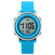 Situs Review Merek Watch 1100 Anak Led Digital Watch Relogio Feminino Olahraga Jam Tangan Children Kartun Jelly Relojes Mujer Tahan Air Jam Tangan