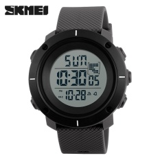 Jual Skmei Merek Watch 1213 Mewah Pria Olahraga Watches Fashion Kasual Pria Led Digital Watch Kolam Militer Waterproof Elektronik Jam Tangan Intl Original