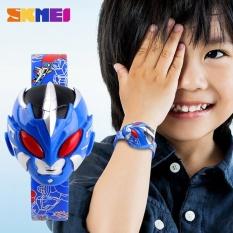 "SKMEI  Merek Watch 1239 Anak Watch Digital Jam Tangan Kartun Superman Mainan Bentuk Dial Olahraga Jam Tangan Bandung Photo: ""-anak Relogio Relojes-Intl"