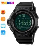 Jual Skmei Merek Watch 1245 Remote Kamera Watch Pria Pedometer Olahraga Watches Panggilan Pesan App Mengingatkan Smart Gelang For Ios Android Iphone