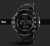 Beli Barang Skmei Merek Watch 3D Pedometer Detak Jantung Pria Monitor Kalori Counter Jam Tangan Kebugaran Led Tracker Digital Olahraga Watch 1180 Intl Online