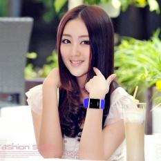 Ulasan Mengenai Skmei Merek Watch Fashion Baru Tahan Air Silicone Jelly Led Touch Elektronik Layar Digital Jam Tangan Unisex Siswa Casual Watches Wanita 0983