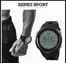SKMEI  merek Watch panas atas merek mewah pria Outdoor Fashion Digital Watch laki-laki Clock jam tangan Relogio Masculino1246 elektronik - intl