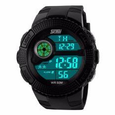 SKMEI ORIGINAL Jam Tangan Pria Water Resistant Jam tangan murah 1027