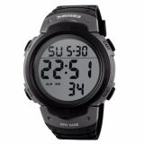 Jual Beli Skmei Pioneer 1068 Led Watch Jam Tangan Digital Led Waterproof 50 Meter Garansi 1 Bulan Baru Dki Jakarta