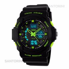 Harga Skmei Pria Jam Tangan Skmei Olahraga Militer Tahan Air Analog Digital Led Multifungsi Waterproof Sports Men Watch Green Skmei Online