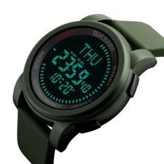 perempuan haid pasangan kekasih kuarsa jam tangan Stainless Steel Hitam [membeli 1 .