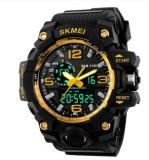 Harga Skmei Pria Panggil Besar Waterproof Elektronik Watch Jam Tangan Wanita Baru Murah