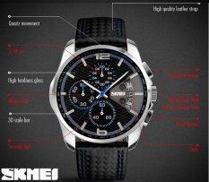 Ulasan Tentang Skmei Racing Chronograph Anti Air Waterproof Man Watch Pria Biru