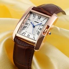 santai mewah Diamond Dial Stainless Steel gesper Waterproof kuarsa jam tangan. IDR . Source · SKMEI Watch 1085 mewah Fashion kuarsa Watches kulit olahraga ...