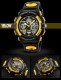 Promo Skmei Watch 1163 Olahraga Anak Watches Anak Anak Untuk Anak Laki Laki Militer Waterproof Jam Tangan Dual Layar Led Digital Kuarsa Watch Intl Murah