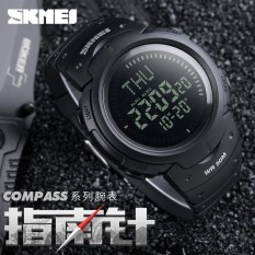 Jual Skmei Watch 1231 Olahraga Outdoor Kompas Watches Hiking Pria Watch Digital Led Elektronik Watch Pria Olahraga Watches Chronograph Pria Jam Tiongkok Murah