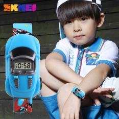 "SKMEI Watch 1241 Hot Children Olahraga Layar LED Jam Tangan, Jam Tangan Bandung Photo: ""-anak Mobil Gaya Digital LED Kartun Menonton For Boy 1241-Intl"