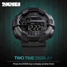 Skmei Watch 1243 Fashion Pria Olahraga Jam Tangan Led Digital Watch Militer 50 M Waterproof Kasual Pria Alarm Jam Tangan Relogio Masculino Bounabay Diskon 50