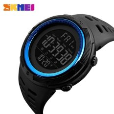 Perbandingan Harga Watch 1251 Waterproof Mens Watches Baru Mode Santai Led Digital Kolam Olahraga Pria Produk Mahasiswa Selai Tangan Bounabay Di Tiongkok