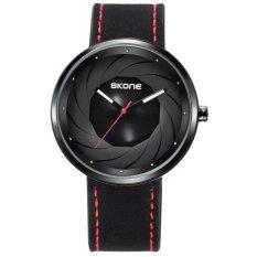 Ormano-jam Tangan Wanita-pink Watch Personalized Creative Dial QUARTZ Gerakan Tahan Air Fashion Casual Jam Tangan Laki-laki Wristwatch Fashion Kasual-Internasional