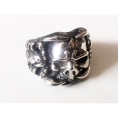 Skull Ring - Cincin Tengkorak Import M2