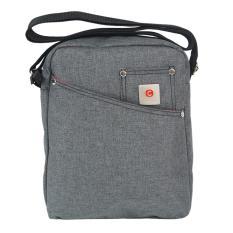 Polo classic 6197 C - Grey - Sling Bag - Tas Selempang Pria Tas Selempang  Wanita 685508ff44