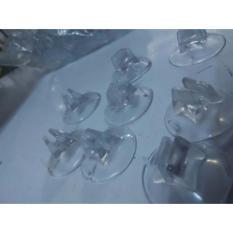 Beli Sloof Dop Kaca Sekat For Aquarium 10 Pcs Universal Online