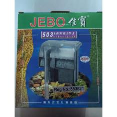 Promo Sloof Filter Hang On Jebo 503 For Aquarium Universal