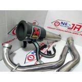 Top 10 Sloof Knalpot Racing R15 Xabre Vixion Cb150 Cbr150 Sonic Satria Dll Online