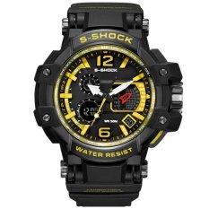 SMAEL Watch 1509 Sederhana Singkat Laki-laki Putih Murni Segar Olahraga Blaus Masculino Horloge Hodinky Uhren Zegarek Reloj Hombre S-shock-Intl