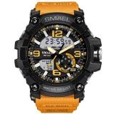 Beli Smael Watch 1617 S Shock Militer Jam Tangan Army Pria Jam Tangan Led Quartz Watch Digital Dual Layar Pria Jam Olahraga Watch Reloj Hombre Intl Tiongkok