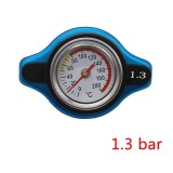 Beli Kepala Kecil 1 3 Bar Safety Thermo Gauge Penggantian Radiator Cap Untuk Mobil Intl Nyicil