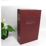Diskon Produk Small Mini Home Security Dictionary Key Book Safe Lock Box Storage Piggy Bank Intl