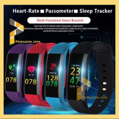 Smart Watch Jam Tangan Smart Band M8 Heart Rate Mi Band Xiaomi Fitbit