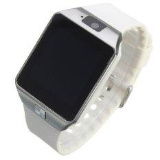 Jual Smart Watch Ponsel Gsm Sim Kartu Bluetooth For Android Iphone Samsung Lg Sony Htc Putih Baru Oem Branded