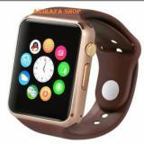 Harga Jam Tangan Anak Jam Handphone Smart Watch Coklat Ring Gold Online