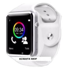 SmartWatch Jam Tangan Handphone Anak Perempuan - Putih NEW ( Box Original, Kabel USB,