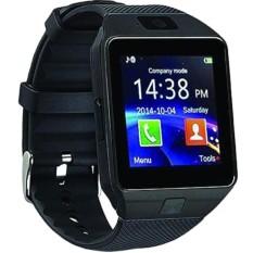 SmartWatch U9 Jam Tangan Handphone Android Strap Karet DZ09.AS