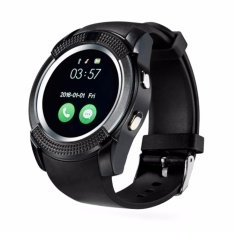 SmartWatch V8 Jam Tangan SmartWatch Bluetooth iPhone & Android U9 & U10